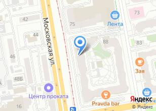 Компания «Quick Step» на карте