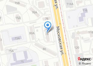 Компания «Stinger-Ural» на карте