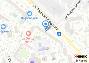Компания «Vertier» на карте