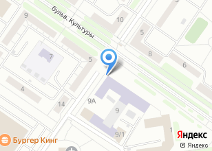 Компания «Свердловский кинологический центр» на карте