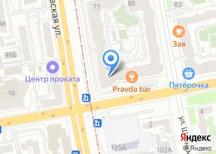 Компания «Новосел/Коммерц» на карте