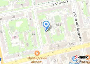 Компания «Глобус-Тур» на карте