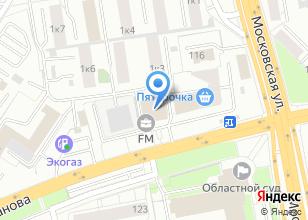 Компания «Бизнес-центр FM» на карте