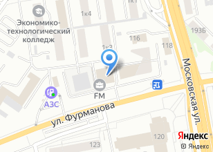 Компания «FM» на карте