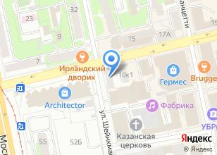 Компания «Тайная Комната» на карте
