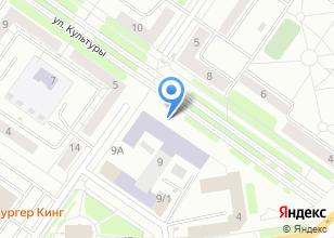 Компания «Умник» на карте
