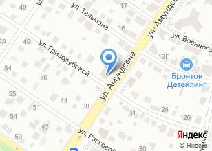 Компания «Стройлес-урал» на карте