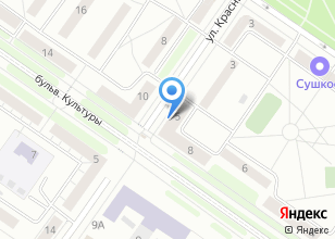 Компания «ЛесБытСервис» на карте