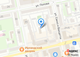 Компания «KEY GROUP» на карте