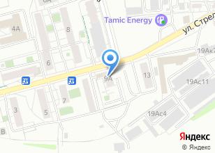 Компания «Студия туров» на карте