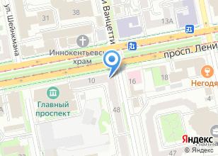 Компания «Фанбург.ру» на карте