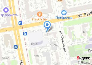 Компания «Электросвязьстрой» на карте