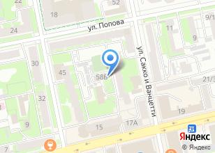 Компания «ПАКСПОРТ» на карте