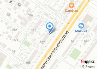 Компания «ТоргСтройПроект» на карте