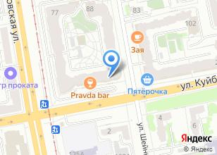Компания «Interio Terri» на карте