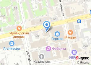 Компания «Мелстон» на карте