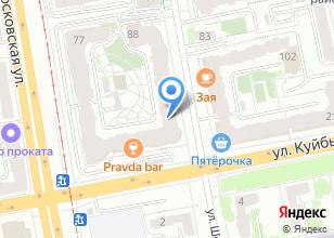 Компания «Завод деревоизделий» на карте
