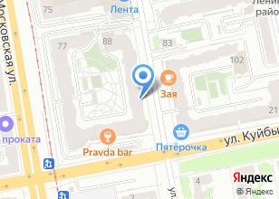 Компания «Строящийся жилой дом по ул. Шейнкмана» на карте