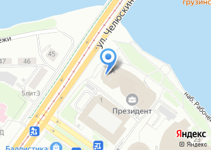 Компания «Алтлакс» на карте