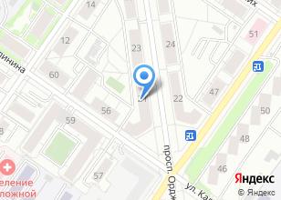 Компания «Просвет» на карте