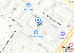 Компания «Ваш помощник» на карте