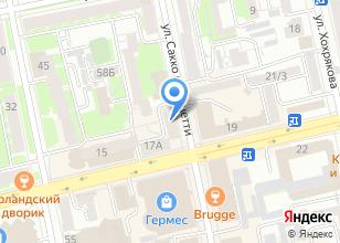 Компания «ЭКО-market» на карте