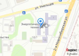 Компания «Лига Моторов» на карте