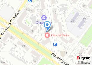 Компания «WOW-MOM» на карте