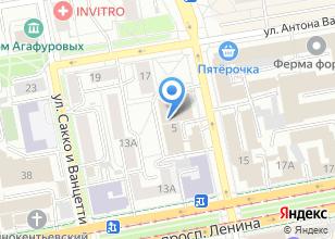 Компания «Уральский завод трансформаторных технологий» на карте