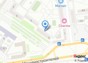 Компания «Юм-Икс» на карте