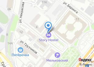 Компания «СМП №278-Уралтрансстрой» на карте