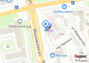 Компания «The IDF» на карте