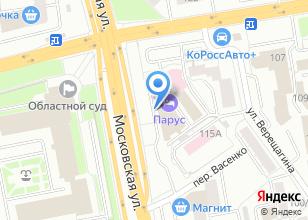Компания «Универсал-Урал» на карте