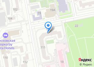Компания «ЭКРА-Урал» на карте