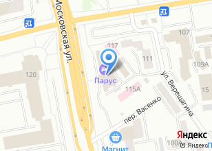Компания «ГРОС» на карте