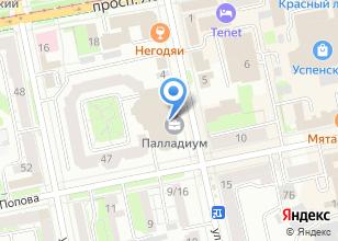 Компания «VipDomik» на карте