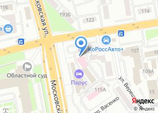 Компания «FlexSport» на карте