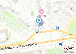 Компания «Юристы России» на карте