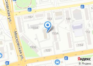 Компания «Архитектурно-конструкторское бюро Чертог» на карте