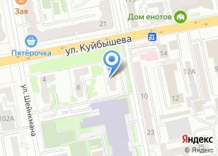 Компания «ТАУРУС» на карте