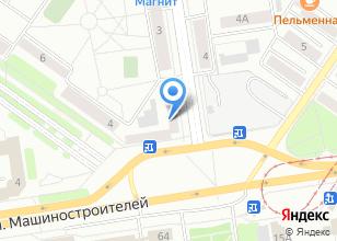 Компания «Вега-СтройМастер» на карте