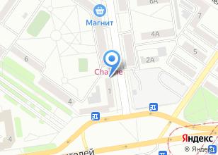 Компания «ДЛЯ ВСЕХ» на карте