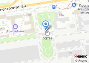 Компания «ЭнергоСила» на карте
