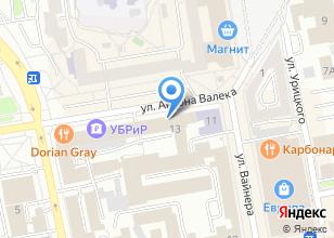 Компания «Росс-Тур» на карте
