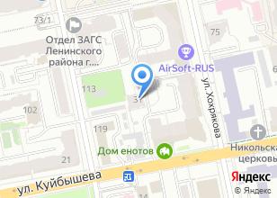 Компания «CITYE» на карте