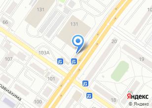 Компания «Коммунистическая» на карте
