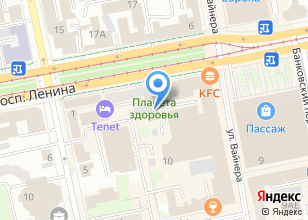 Компания «УКСХ» на карте