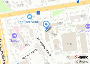 Компания «Генерация Энергетическое оборудование» на карте