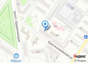 Компания «Политех-сервис» на карте