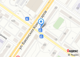 Компания «Цветкофф» на карте